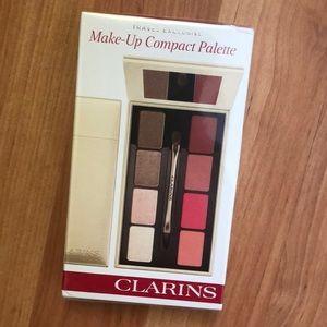 Clarins Travel Eyeshadow and Lipstick Palette